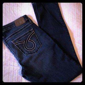 Big Star Vintage Skinny Jeans size 29R